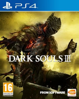 Dark Souls 3 - PS4 (Seminuevo)