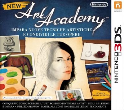 New Art Academy - 3DS (Seminuevo)