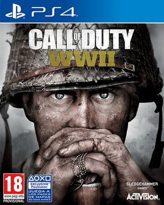 Call of Duty WWII - PS4 (Seminuevo)