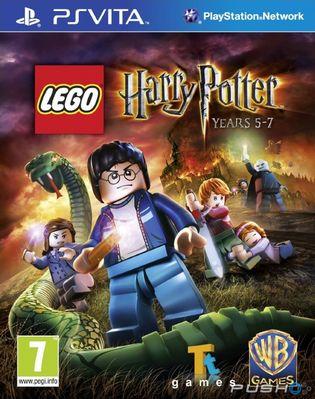 Lego Harry Potter Años 5-7 - PS Vita