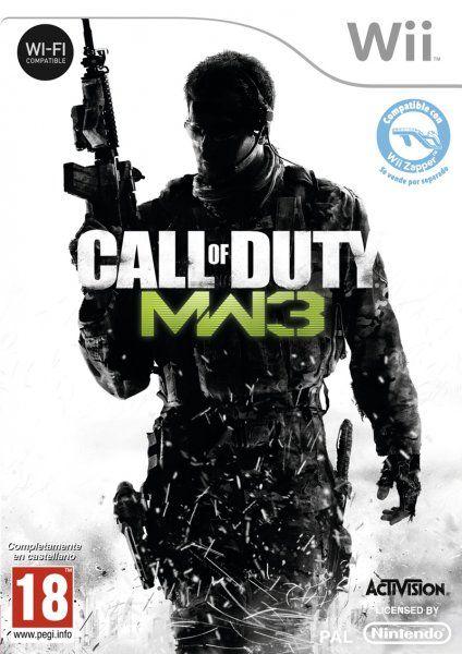 Call of Duty: Modern Warfare 3 - Wii (Seminuevo)