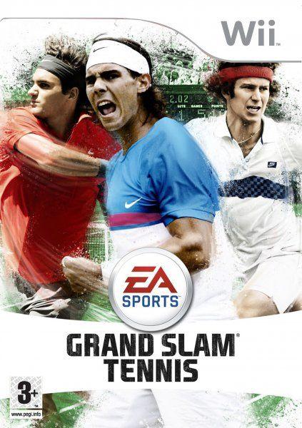 Ea Sports Grand Slam Tennis - Wii  (Seminuevo)