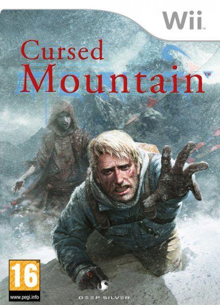 Cursed Mountain - Wii  (Seminuevo)