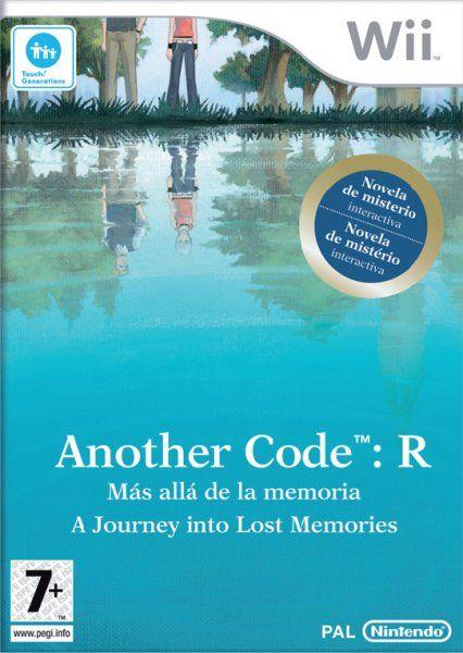 Another Code R: Más allá de la memoria - Wii  (Seminuevo)