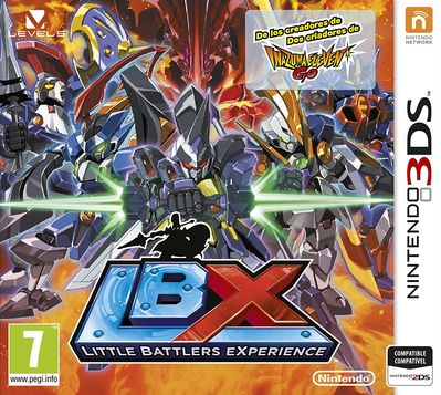 Little Battlers Experience - 3DS (Seminuevo)