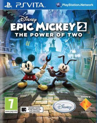 Epic Mickey El Retorno de dos Heroes - PS Vita (Seminuevo)