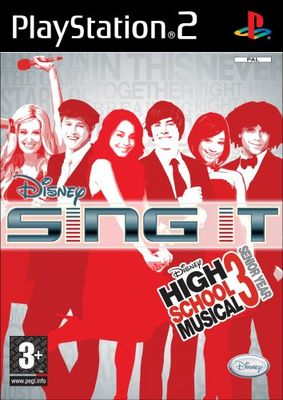 Sing It High School Musical - PS2