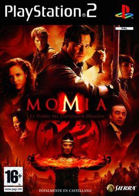 La Momia: La Tumba del Emperador Dragon - PS2