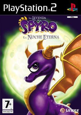 Leyenda Spyro: La Noche Eterna - PS2