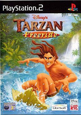 Tarzan Freeride - PS2
